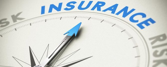 """Compass pointing towards the word """"insurance"""""""