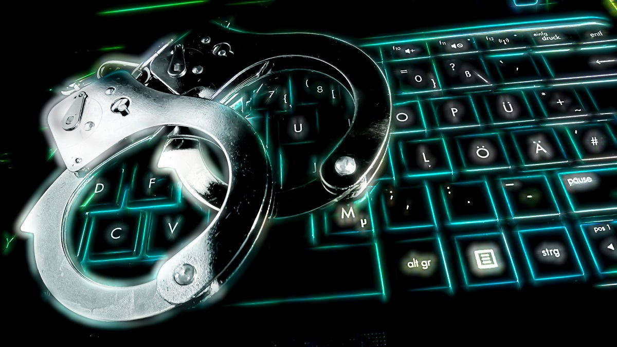 Cybercriminal fostering unfair competition arrested