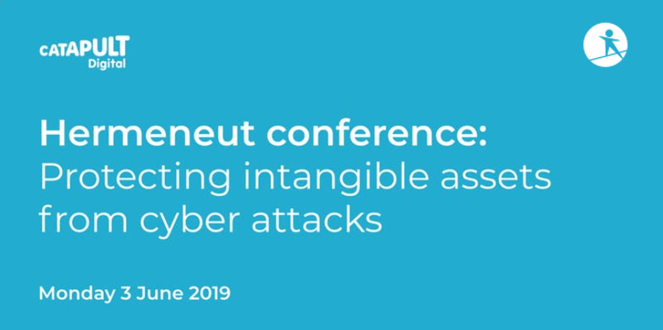 """Protecting intangible assets from cyber attacks"" conference"
